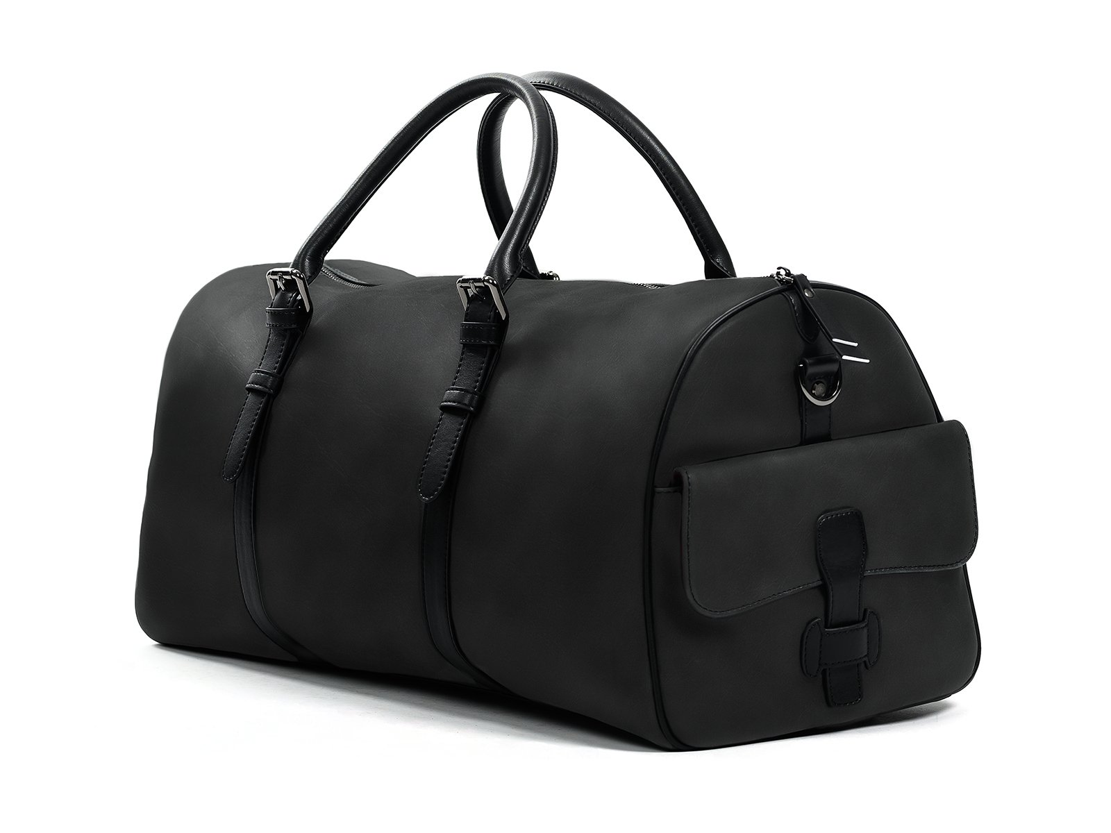 kingsman leather duffle bag